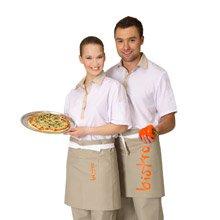 Робочий одяг кухаря офіціанта
