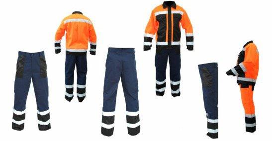 Робочий одяг різне